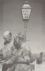 Ông bà James H. Macia và Ethel Robertson Macia