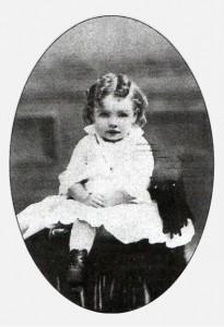 Ethel Robertson age 2